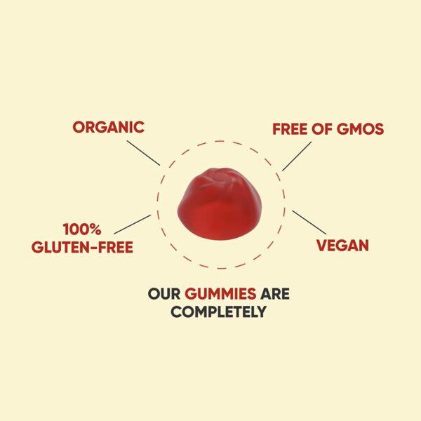 Goli Apple Cider Vinegar Gummies 60