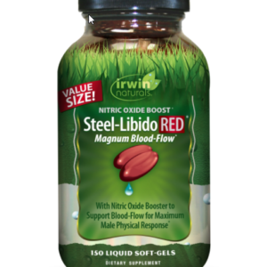 Steel-Libido Red - 150 Liquid Softgels